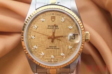 帝舵王子型手表回收折扣令人心动