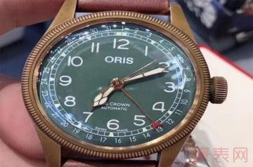 二手豪利时手表一般几折回收
