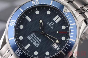 两万块钱的欧米茄手表二手能卖多少钱