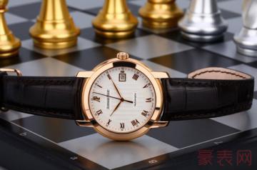 两千多的手表回收价格会有多少报价