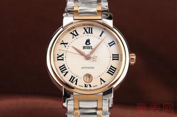 小众品牌的依波路的手表可以回收吗