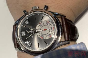 表壳材质为铂金的手表回收价格多少钱