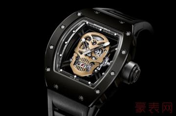 二手理查德米勒手表回收保值吗