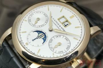 二手朗格手表回收价格优势突出