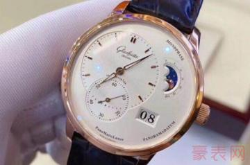 格拉苏蒂手表回收公司存在多种形式属实吗