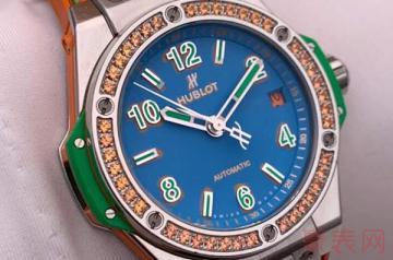 宇舶二手表回收价值高跟品牌有关系吗
