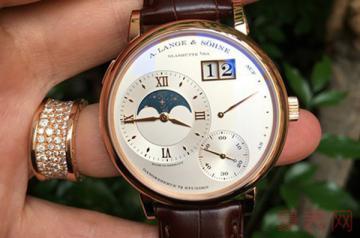 朗格二手表回收价格行情如何