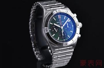 百年灵专卖店回收使用了的手表吗