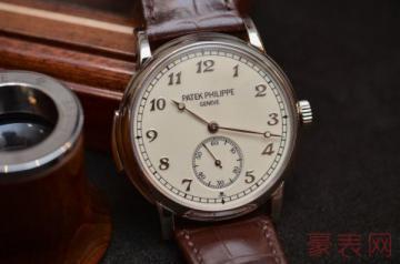 百达翡丽5178手表回收价格怎么看