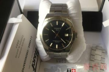几千块钱的天梭力洛克手表有人回收吗