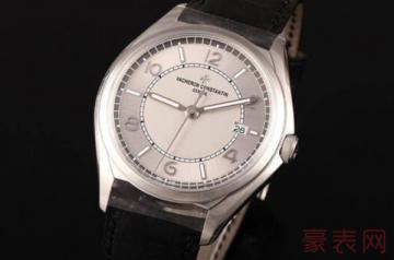 回收江诗丹顿老款手表价格查询结果出炉