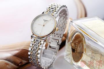 4700买来的天梭手表回收能卖多少钱