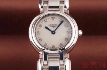 哪里回收浪琴手表能卖出心仪的好价钱