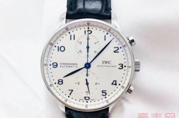 万国葡萄牙系列手表回收价格会有几折