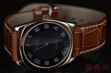 用过几年的二手劳力士手表有回收的吗