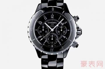 爆款香奈儿手表回收一般几折