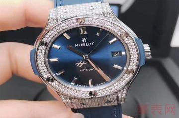正规手表回收实体店分布有规律