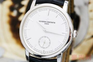 回收vc手表价格最高能高达几折