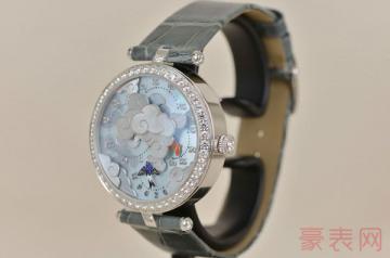 梵克雅宝手表有上门回收的渠道吗