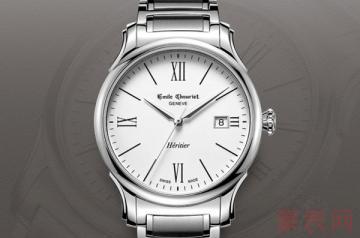 艾米龙石英机芯腕表可以回收吗