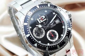 浪琴康卡斯手表的回收价格是多少