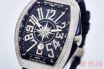 法穆兰二手表回收价格行情怎么样