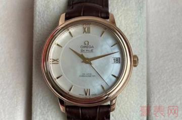 欧米茄女士手表回收价格被低估