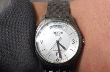 二手天梭手表1853回收价低于平均水平?