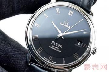 二手欧米茄星座手表回收多少钱