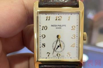 回收百达翡丽手表需要注意什么