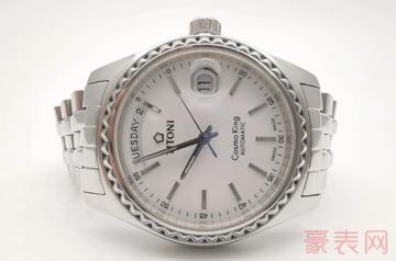 老款梅花手表回收价格还会出现明显变化吗
