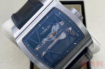 叹为观止的昆仑桥手表回收行情如何