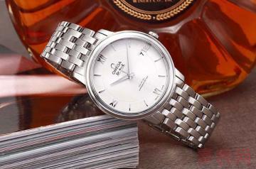 二手欧米茄碟飞手表回收可以卖多少钱