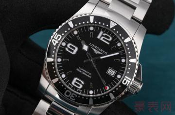 二手浪琴手表表带坏了 还能回收吗