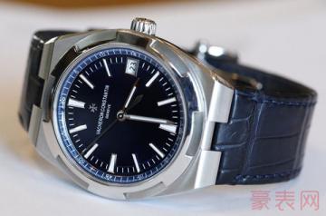 二手江诗丹顿手表回收哪里最值得选择
