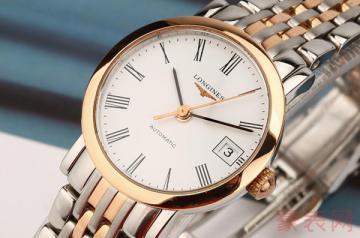 标价三万的浪琴手表二手能卖多少钱