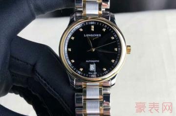 一万左右的浪琴手表回收价值如何