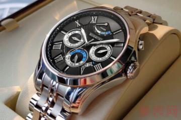 从哪些方面判断手表回收几折