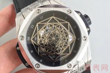 宇舶手表几折回收能超行情价