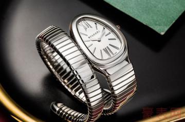 宝格丽蛇形手表拿去回收能有多少钱