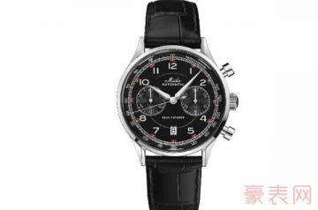 线上有靠谱的回收二手手表的地方吗
