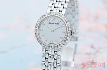 回收一款不常用的爱彼手表多少钱