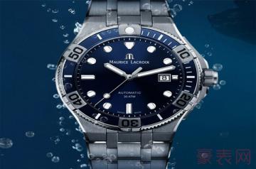 不常见的艾美手表回收典当行可吗