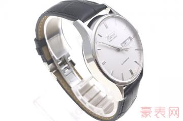 天梭旧手表回收多少钱应该从何判断