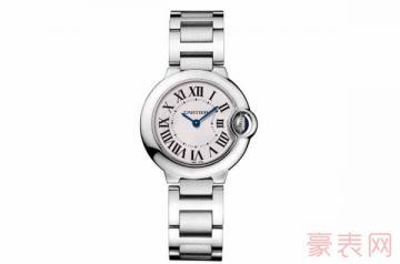 3万元买的的卡地亚手表能卖多少钱
