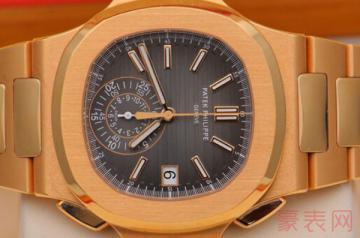 现在回收百达翡丽手表能有多少钱