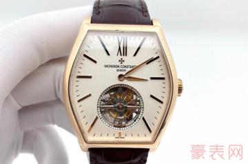 100万的手表回收价格是否能超过预期价格