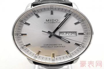正规美度手表回收场所有何特征
