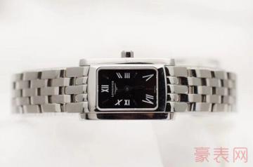 浪琴二手石英手表回收价格查询结果看这里