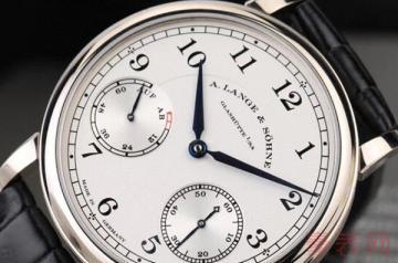 买了很久的朗格手表可以回收吗